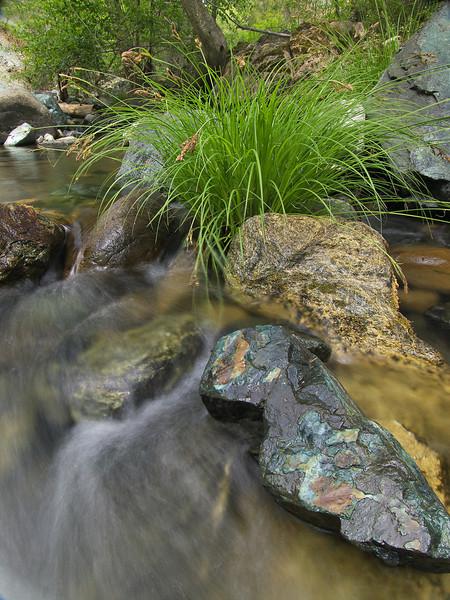 Flow - Big Canyon Creek