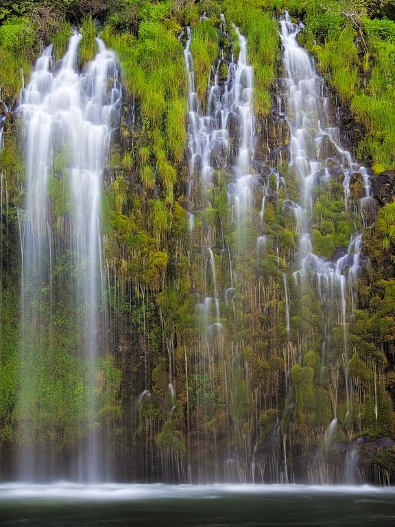 Mossbrae Falls VII