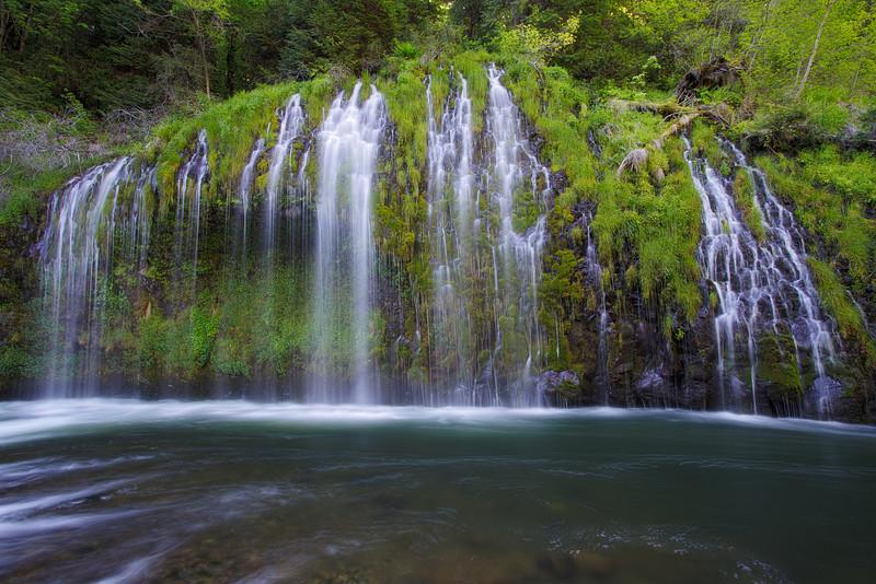 Mossbrae Falls I