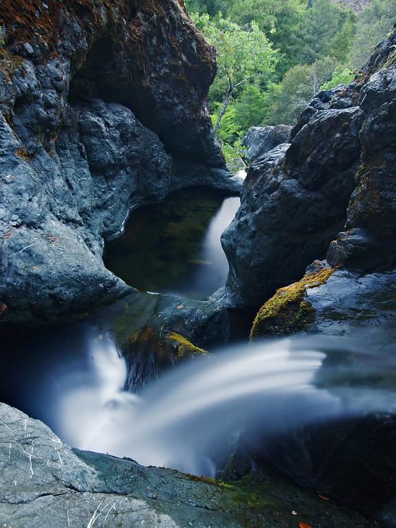 Fluidity - Socrates Falls