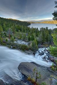 ~ At Cascades Edge ~