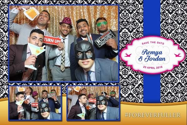 Forever Fuller Wedding 2016