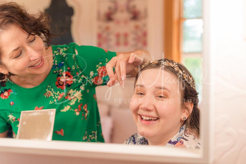 Rachel and Wesley Wedding - Getting Ready-6931