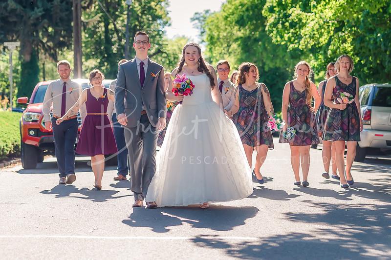 Rachel and Weslley Wedding - Portraits - Wedding Party-7697