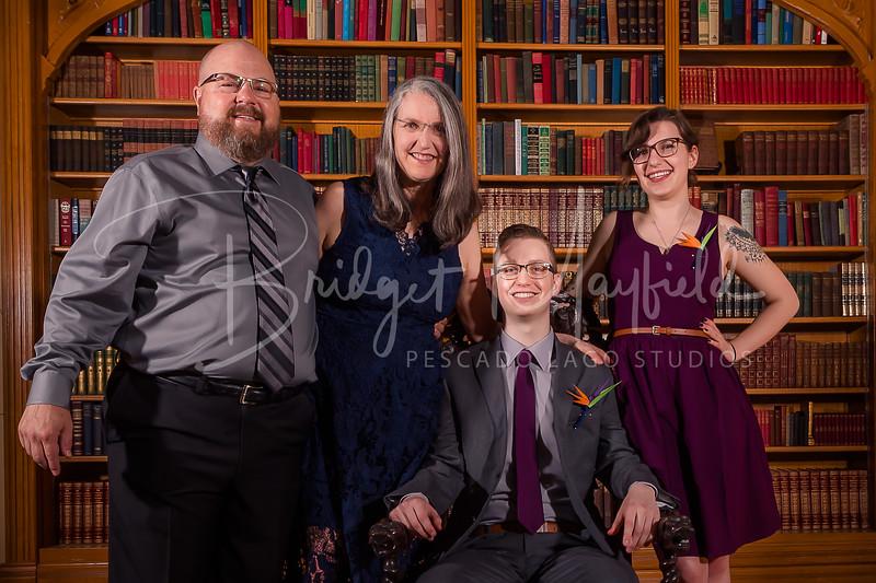 Rachel and Weslley Wedding - Portraits - Family-7343