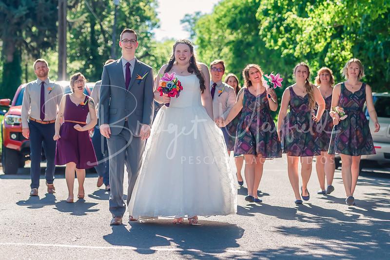 Rachel and Weslley Wedding - Portraits - Wedding Party-7699
