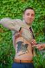 Rachel and Weslley Wedding - Reception Tattoos-0889