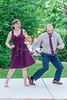 Rachel and Weslley Wedding - Reception Dancing-8414