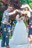 Rachel and Weslley Wedding - Reception Dancing-8239