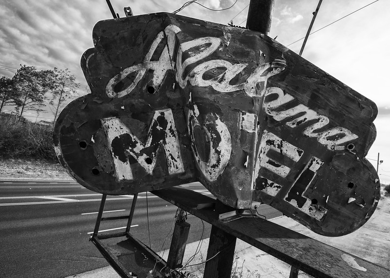 The old Alabama Motel in Forestdale. Jefferson County