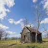 Old smokehouse. Lee County