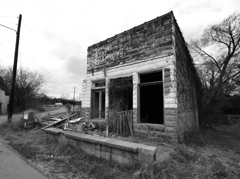 The former Bank of Sumter in Epes. Sumter County