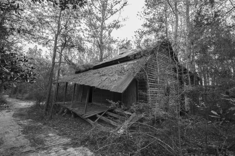 Old homestead. Covington County