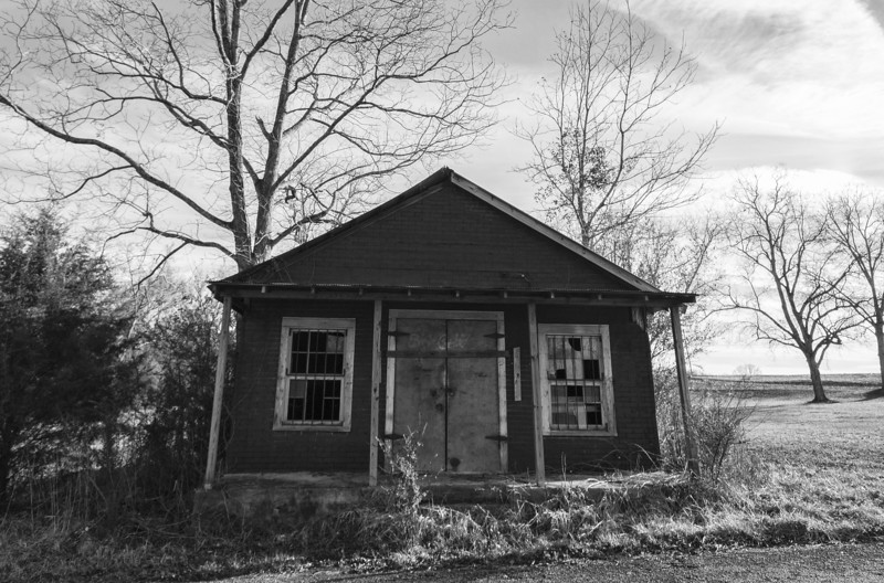Old store. Chambers County