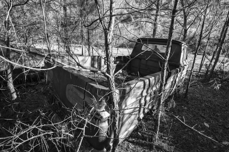 Early 1960s Corvair 95 Rampside. Walker County
