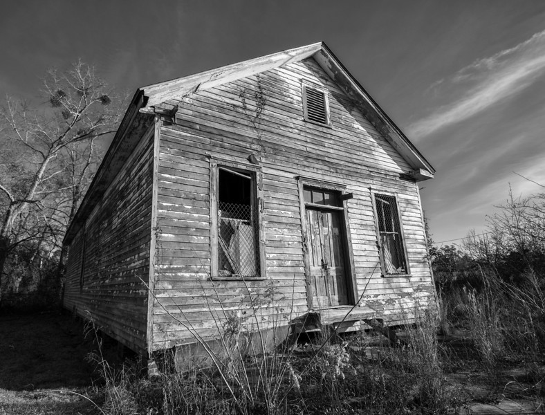 Old store in Elba. Coffee County
