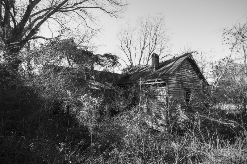 Old farmhouse. Dale County