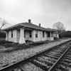 Former Gulf, Mobile & Ohio depot in Prattville. Elmore County