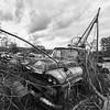 1958 Chevy Viking tow truck. Talladega County
