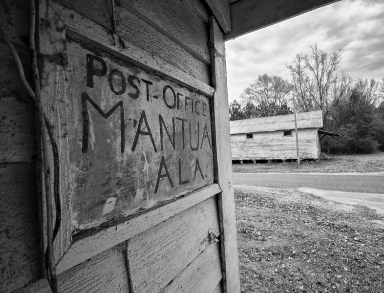Mantua Post Office and store, Greene County