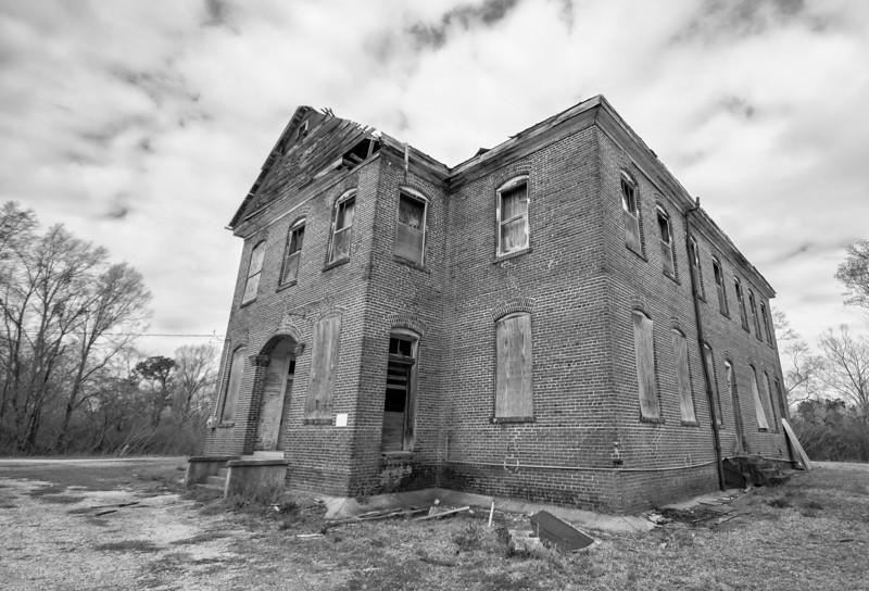Thomaston Colored Institute in Thomaston. Marengo County