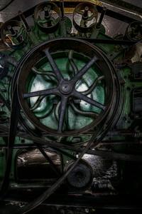 Turning the wheel