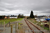 Campile Station on the mothballed Waterford - Rosslare Strand Line. Sun 08.04.12