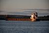 "General Cargo Ship ""Kaili"" about to pass through the Barrow Bridge. Sun 27.10.19"