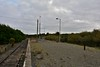 The disused Campile Station on the mothballed Waterford to Rosslare Strand Railway. Mon 28.10.19