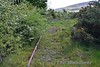 The former Silvermines Branch at Shallee Road Level Crossing. The short 1 1/4 mile branch was opened in December 1966 with the opening of a mine and closed in October 1993 when the mine had closed. Sun 05.05.19