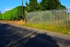 Shallee Road Level Crossing. Sun 25.07.21