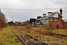 Foynes Station. The station lost its passenger service in 1963 but was a thriving freight branch until the early 1990's. Sun 31.03.13