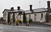 Foynes Station is the terminus of the 26 3/4 mile line from Limerick. It opened in stages between July 1856 and April 1858. Sun 31.03.13