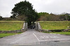 Entrance to Ballyroe Heights Hotel. The bridge which carried the North Kerry Line has been removed. Sun 03.03.13
