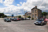 Passenger numbers at Farranfore appear to be healthy judging by the number of vehicles in the car park. The Station was the junction for the 39 mile branch to Valentia Harbour until February 1960. Fri 26.07.13