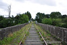 Looking across the Barrow Bridge on the Athy Tegral Branch. Sun 19.08.12