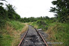 Vandalism on the tracks of the Athy Tegral Branch. Sun 19.08.12