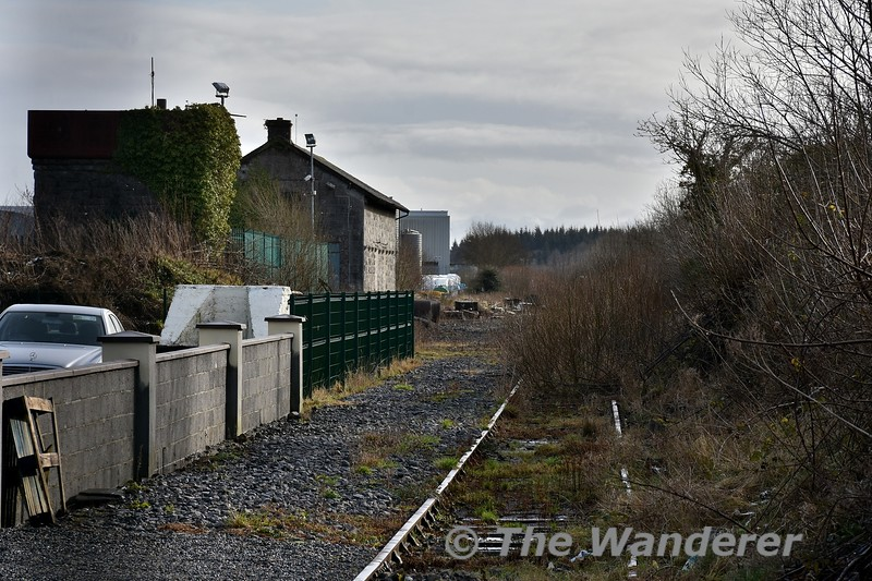 Claremorris Southern Station and Yard. Fri 09.02.18