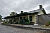 "The closed Ballyglunin Station between Tuam and Athenry. The station is famous for being the location of Castletown Station in the 1952 film ""The Quiet Man"" starring John Wayne and Maureen O'Hara. Mon 06.08.18"