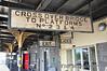 Old Station Information signs. Claremorris Station. Fri 01.11.13