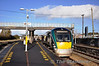 22006 + 22050 at Claremorris with the 0735 Heuston - Westport. Fri 01.11.13