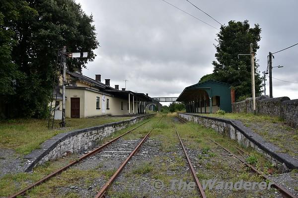 Western Rail Corridor: Claremorris to Athenry