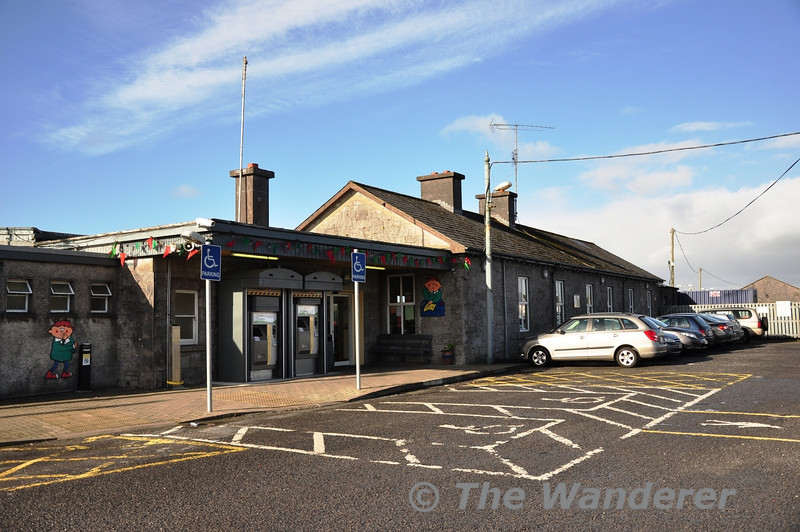 Claremorris Station. Claremorris was once a railway crossroads with railways to Athenry, Collooney, Ballinrobe as well as the remaining routes to Athlone, Westport and Ballina. Fri 01.11.13