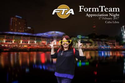 FormTeam Appreciation Night