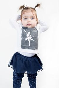 Mira's first birthday photo shoot