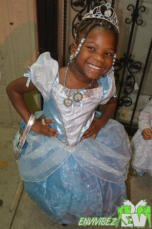 "5th Bday ""princess theme"""