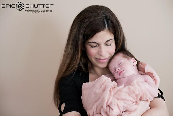 Semira's Newborn Portraits, In-home studio, Children's Portraits, Family Portraits, Epic Shutter Photography