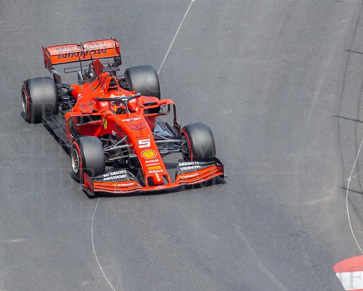 Sebastian Vettel - Ferrari 5