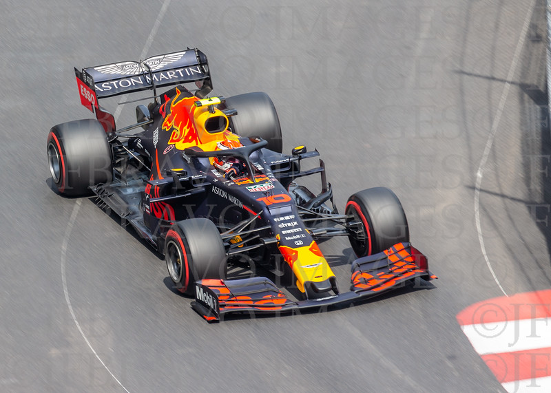Pierre Gasly - Red Bull 10