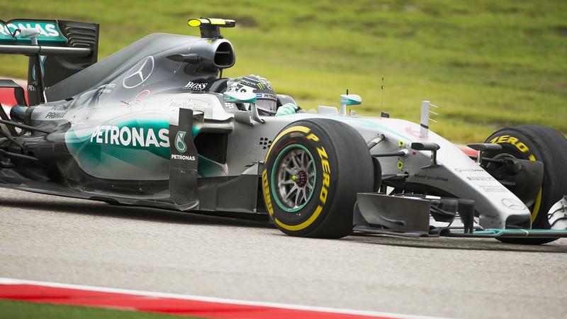 Nico Rosberg, F1 W07 Hybrid, Mercedes AMG Petronas F1 Team